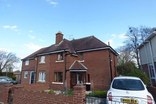 Thumbnail Semi-detached house for sale in Kingsley Road, Gloucester