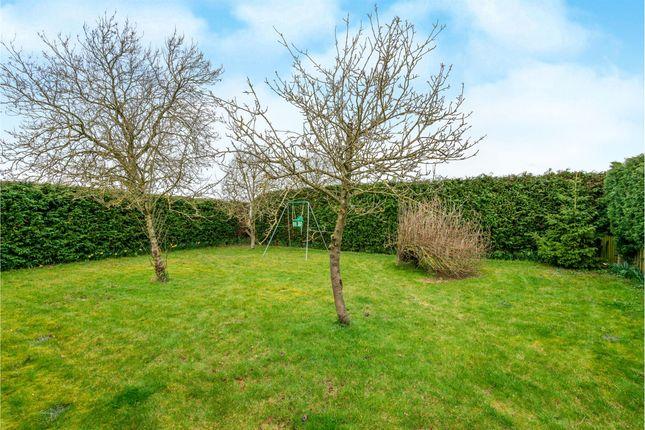 Gardens: of Marston Common, Marston Montgomery, Ashbourne DE6