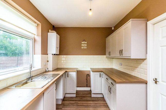Kitchen of Herries Place, Sheffield, South Yorkshire S5