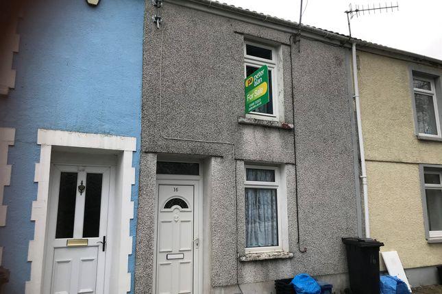 Thumbnail Terraced house for sale in Abermorlais Terrace, Merthyr Tydfil