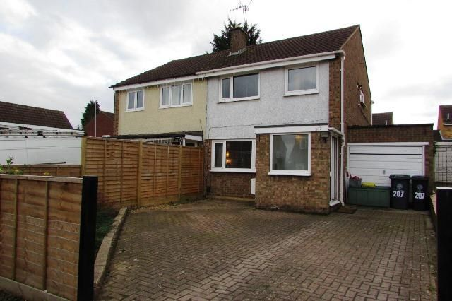 Thumbnail Property for sale in Grangeway, Rushden