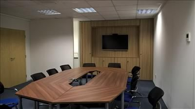 Meeting Room of Modbury House, New Mills Industrial Estate, Modbury, Ivybridge PL21