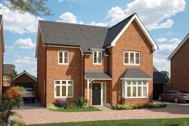 "5 bed detached house for sale in ""The Birch"" at Hobnock Road, Essington, Wolverhampton WV11"