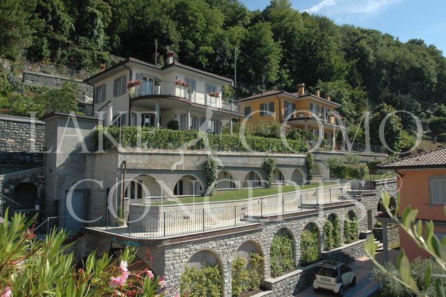 Thumbnail Villa for sale in Stunning Villa, Faggeto Lario, Como, Lombardy, Italy