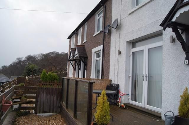 Thumbnail Terraced house to rent in LL30, Penrhynside, Borough Of Conwy