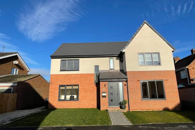 Thumbnail Detached house for sale in High Carr Close, Framwellgate Moor, Durham