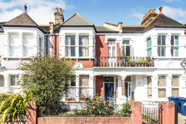 4 bed terraced house for sale in Second Avenue, London W3