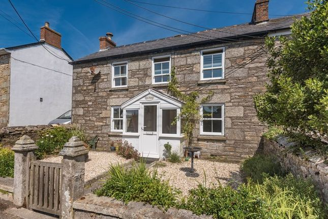 Thumbnail Cottage for sale in Higher Road, Breage, Helston