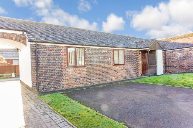 Thumbnail Semi-detached bungalow for sale in The Green, Bonehill, Tamworth