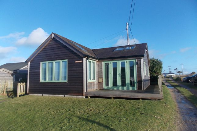 3 bed detached bungalow for sale in Gwithian Towans, Gwithian, Hayle