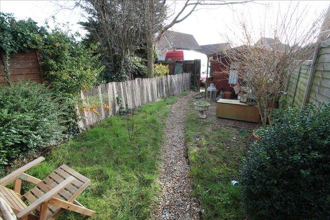 Garden of Sorrell Walk, Martlesham Heath, Ipswich IP5