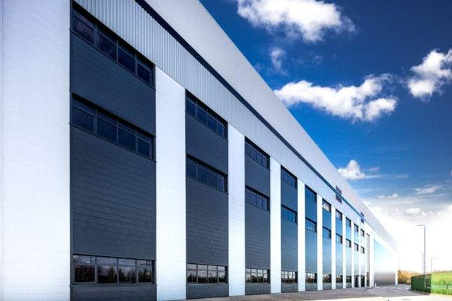 Thumbnail Light industrial to let in Emdc 525, East Midlands Distribution Centre, Castle Donington