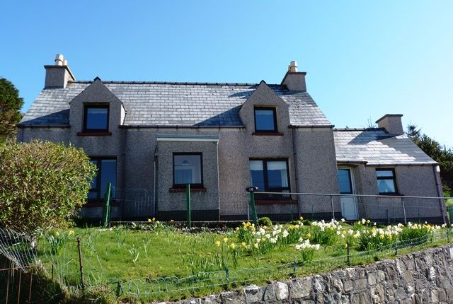 Thumbnail Detached house for sale in South Lochs, Isle Of Lewis
