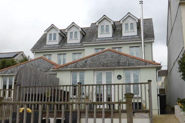 Thumbnail Semi-detached house for sale in Cott Road, Lostwithiel