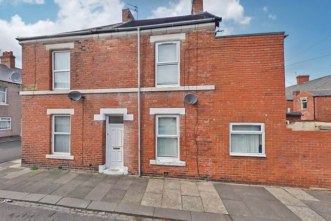 Thumbnail End terrace house to rent in Princess Louise Road, Blyth