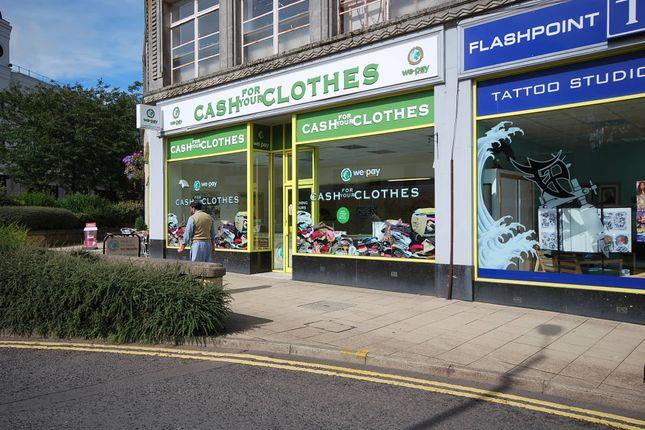 Thumbnail Retail premises to let in Callendar Road, Falkirk