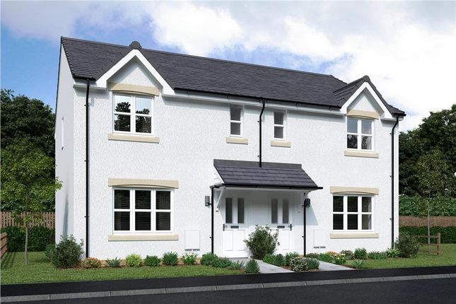 """3 bed semi-detached house for sale in """"Blyth Semi"""" at Red Deer Road, Cambuslang, Glasgow G72"""