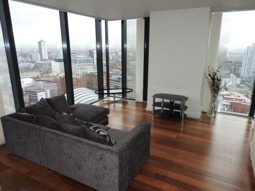 Flat to rent in Beetham Tower, 301 Deansgate, Manchester