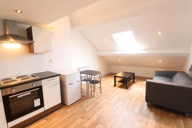 Thumbnail Studio to rent in Jubilee Drive, Liverpool
