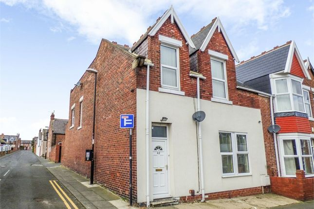 Thumbnail End terrace house for sale in Chatsworth Street, Sunderland, Tyne And Wear