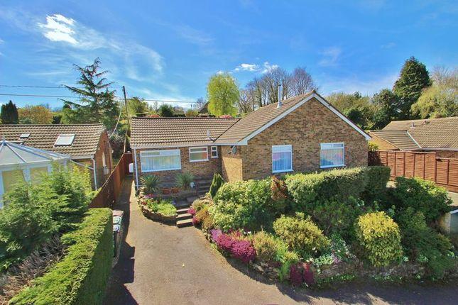 Thumbnail Detached bungalow for sale in Vicarage Road, Burwash Common, Etchingham
