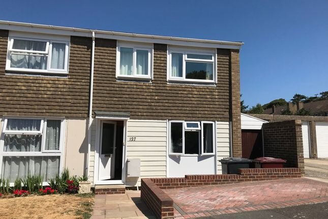 Thumbnail End terrace house to rent in Little Breach, Chichester