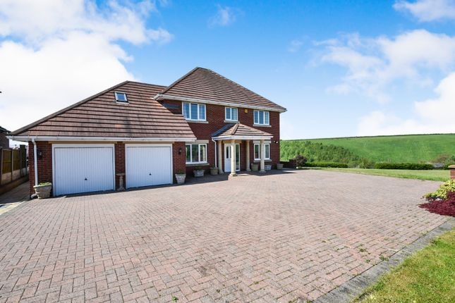 Thumbnail Detached house for sale in Wagstaff Lane, Jacksdale, Nottingham