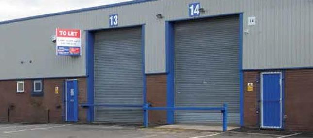Industrial to let in Swinton Hall Industrial Estate, Pendlebury Road, Salford, Greater Manchester
