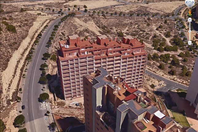 Thumbnail Block of flats for sale in 108 Apartment Block, La Cala Finestrat - Benidorm, Alicante, Valencia, Spain