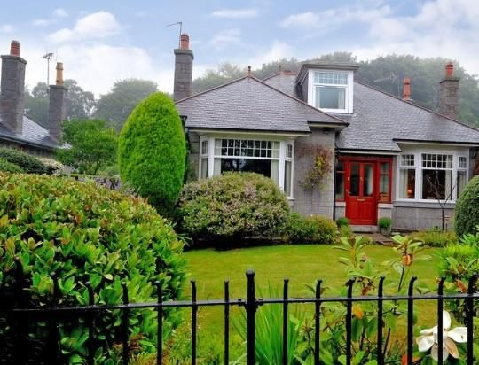 Thumbnail Detached house to rent in Westburn Drive, Aberdeen