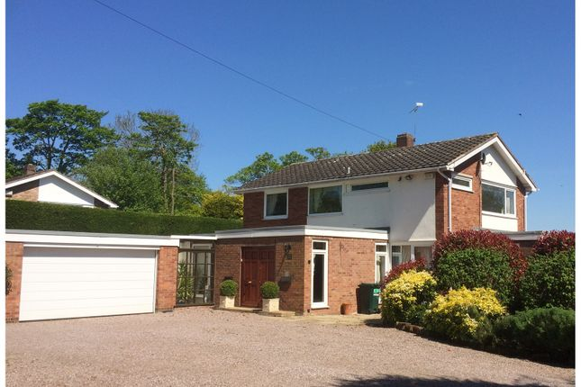 Thumbnail Detached house for sale in Townfield Lane, Mollington