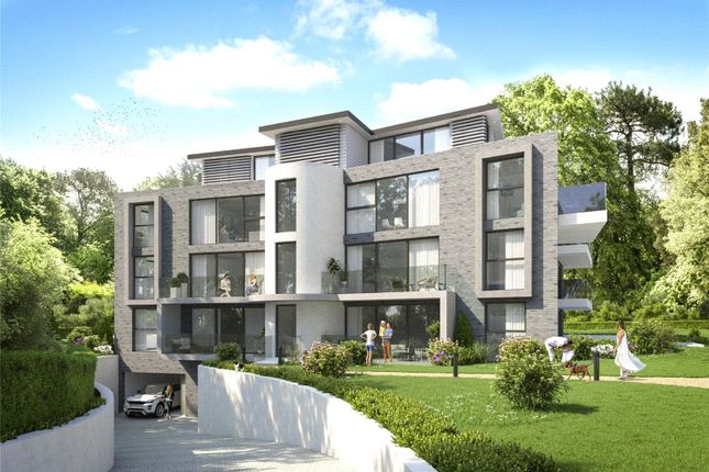 2 bed flat for sale in Martello Road South, Canford Cliffs, Poole, Dorset BH13