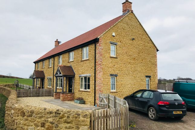 Thumbnail Semi-detached house to rent in Furland Farm Cottages, Crewkerne