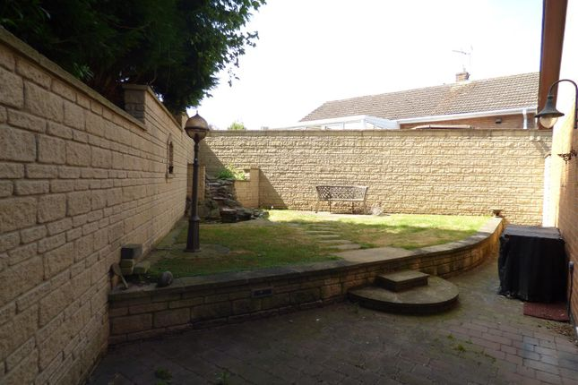 Side Garden of Broomfield Close, Sandiacre, Nottingham NG10