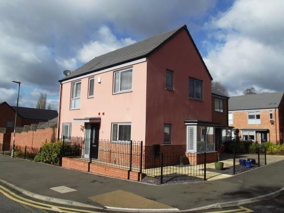 Thumbnail Semi-detached house for sale in Church Road, Brownhills, Walsall