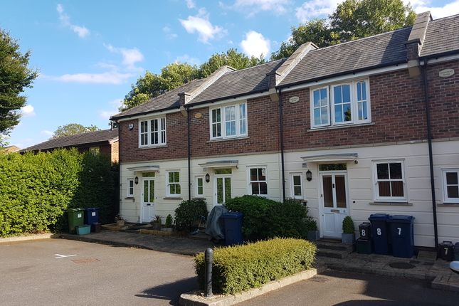 Thumbnail Terraced house to rent in Rose Court, Amersham