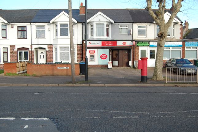 Thumbnail Retail premises for sale in 8 Westhill Road, Coventry