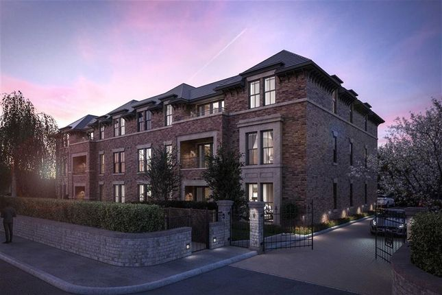 Thumbnail Flat for sale in 20 Chapel Lane, Wilmslow, Cheshire