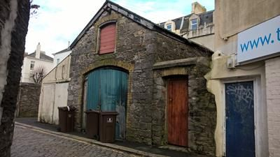 Light industrial to let in The Coach House, Seaton Lane, Mutley, Plymouth