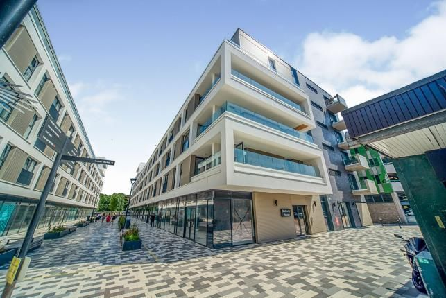 1 bed flat for sale in Mulberry House, Park Place, Stevenage, Hertfordshire SG1