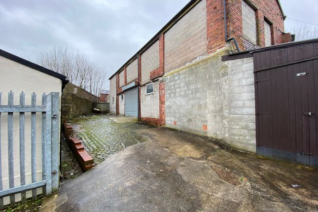 Thumbnail Light industrial to let in Back Queen Street, Great Harwood