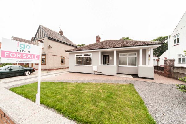 Thumbnail Bungalow for sale in Caledonian Road, Hartlepool