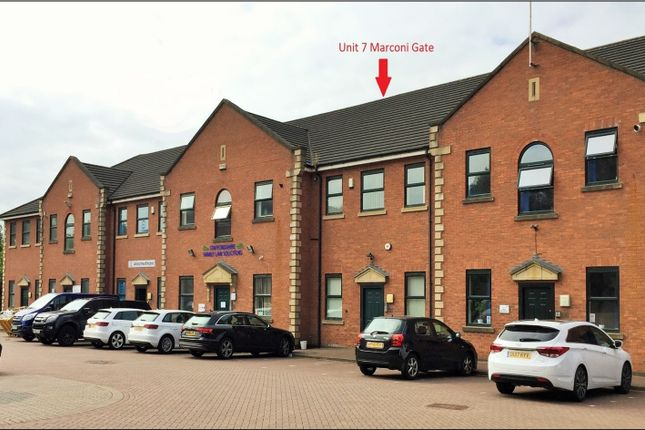 Thumbnail Office to let in 7 Marconi Gate, Staffordshire Technology Park, Stafford, Staffordshire