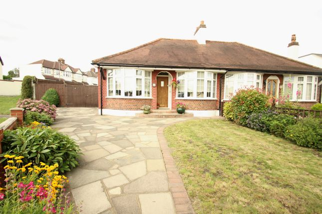 Thumbnail 2 bed semi-detached house for sale in Court Road, Orpington