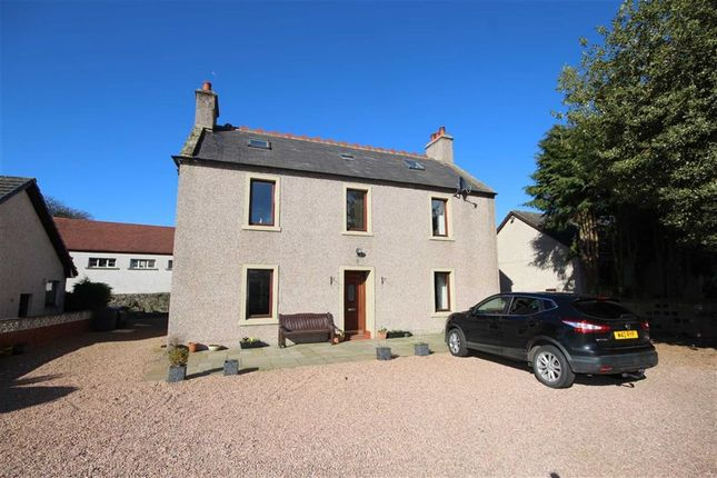 Thumbnail Detached house for sale in Cammon, Bank Street, Cupar, Fife