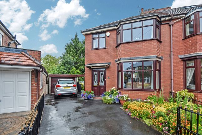 3 bed semi-detached house for sale in Mardale Close, Prestwich M25