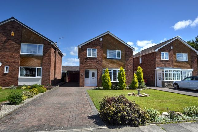 Thumbnail Detached house for sale in Albatross Way, Blyth