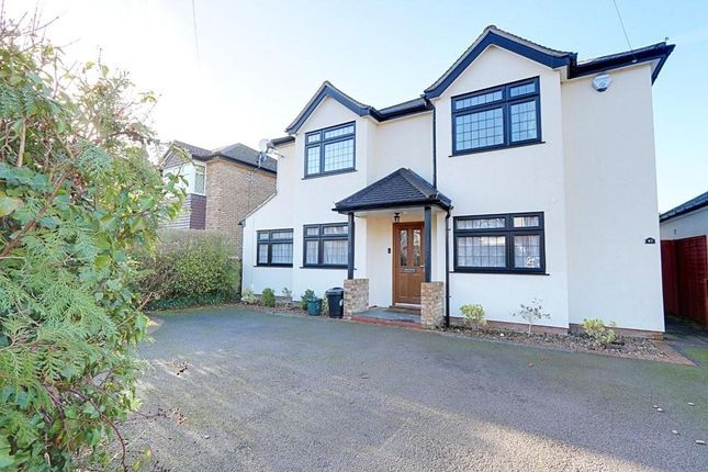 Thumbnail Detached house for sale in Oak Avenue, Ickenham