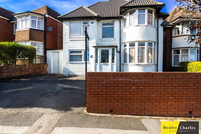 Thumbnail Detached house for sale in Island Road, Handsworth, Birmingham