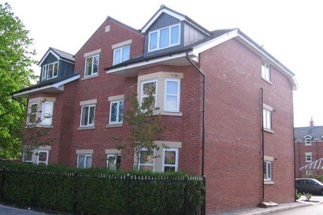 Thumbnail Flat to rent in Provender Close, Broadheath, Altrincham